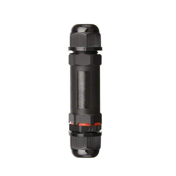 LED21 Plastová kabelová spojka IP68, vodotěsná